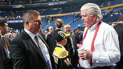 Gord Miller explains why Brian Burke claims to have made his career