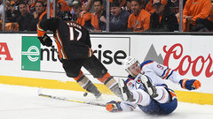 Kesler providing McDavid with a playoff puzzle