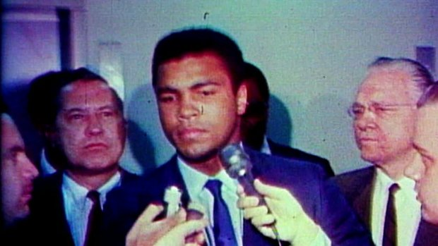 TSN Rewind: Ali refuses induction into U.S. Army