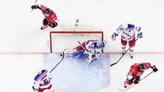 Rangers too soft in their zone in a critical time