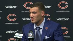 Trubisky hopes to bring wins to Chicago