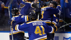 NHL: Predators 2, Blues 3
