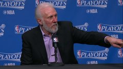 The Keg Must See: Don't ask Popovich the same question twice