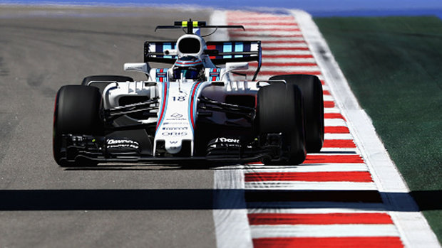 Hauraney: Priority for Stroll is to finish Russian Grand Prix