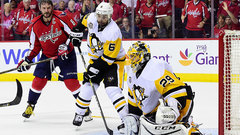 Fleury got better as the game went on