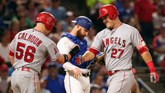 MLB: Angels 6, Rangers 3