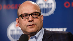 Chiarelli deserves praise for helping to fix Oilers' defence
