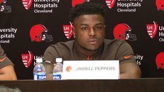Peppers grateful Browns believe in him