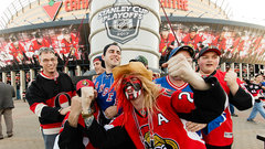 Why didn't Senators sellout Game 1?