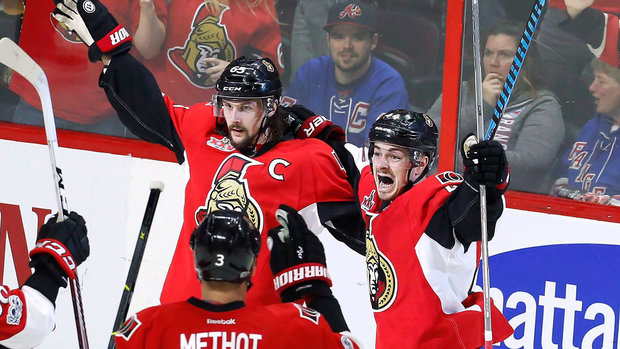 Senators appreciate all aspects of Karlsson's game