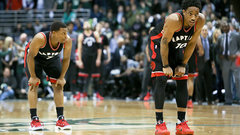 Raptors survived Bucks, will have hands full with Cavaliers