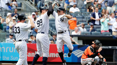MLB: Orioles 4, Yankees 12