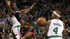 Wizards, Celtics have major bad blood