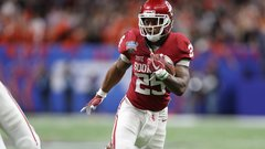 Mixon emotional after being drafted by Bengals