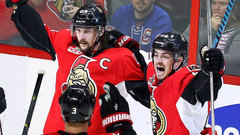 Pageau's performance symbolic of Sens' effort