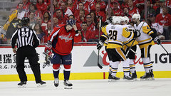 NHL: Penguins 6, Capitals 2