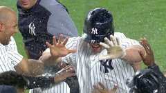 The Keg Must See: Yankees walk off on Holliday's bomb