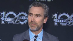 Linden refuses to get frustrated after Canucks lose another lottery