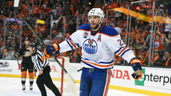 Lucic, inexperienced Oilers enjoying the moment
