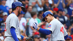 MLB: Cubs 7, Red Sox 4