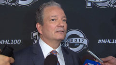 Shero will reach out to Kovalchuk; expects Hall to mentor top pick