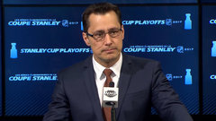 Boucher knows Sens need to continue to produce lots of shots