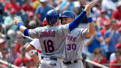 MLB: Mets 5, Nationals 3