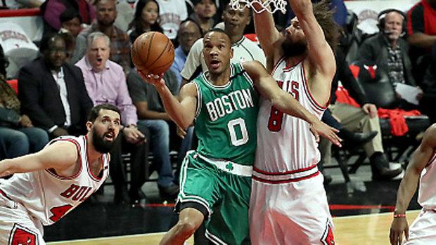 NBA: Celtics 105, Bulls 83