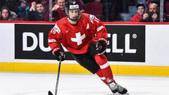 Button's Mock Draft: Dynamic Hischier is ready for the NHL