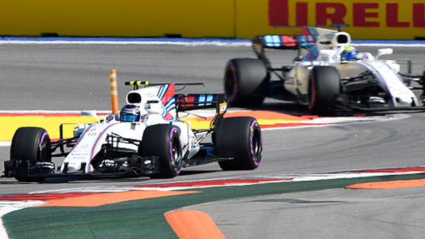 Stroll will have work to do in Russian Grand Prix