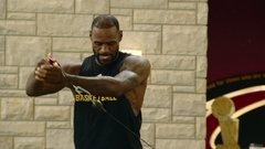 Cavaliers working hard in preparation for Raptors