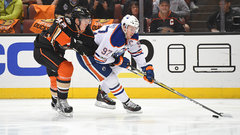 Oilers finding success, despite quiet McDavid