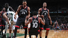 Court Squeaks: Raptors expect a different look to series with Cavs
