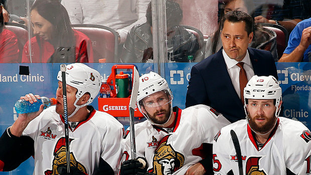 Boucher, Vigneault taking things lightly ahead of Game 3