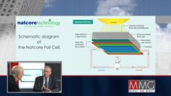 Natcore's solar cell structure technology provides low-cost, high-efficiency solution