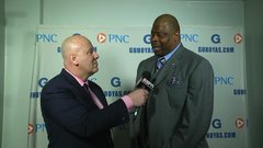 Ewing 'honoured' to be new Georgetown coach