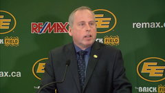 Eskimos shake up front office