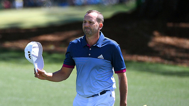 What's in the Bag? - Sergio Garcia