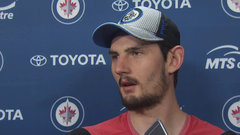 Hellebuyck: Be patient with us, we're going to show some great things