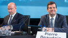 Bombardier shares rise after Beaudoin takes non-executive role