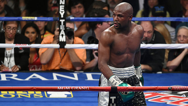 What is holding up Mayweather/McGregor?