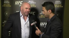 White stresses need for instant replay in UFC