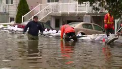 Claiming insurance after the flood waters recede