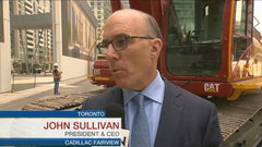 Cadillac Fairview CEO slams Ontario's rent control measures