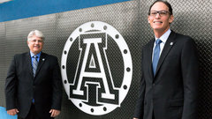 After busy offseason, Popp, Trestman excited for Argos' upcoming season