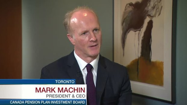 'Overblown': CPPIB CEO on Home Capital, Trump, NAFTA and more