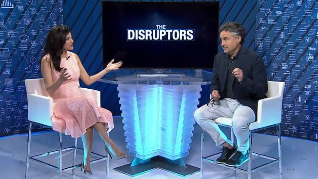 The Disruptors for Thursday, May 18, 2017