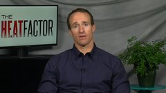 Brees excited to work with Peterson