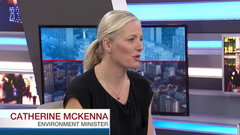 Canada 'absolutely open for business': Environment minister dismisses carbon tax fears