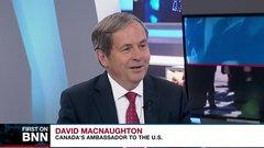 Canada's U.S. Ambassador 'optimistic' about upcoming NAFTA talks